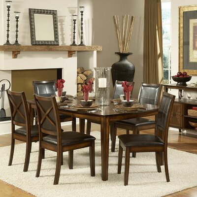 Woodhaven Hill Verona 7 Piece Dining Set