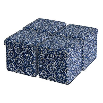 Andover Mills Lakin Folding Storage Ottom..