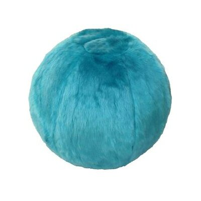 Rug Factory Plus Yoga Ball with Faux Fur ..