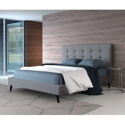 Langley Street Redding Upholstered Panel Bed