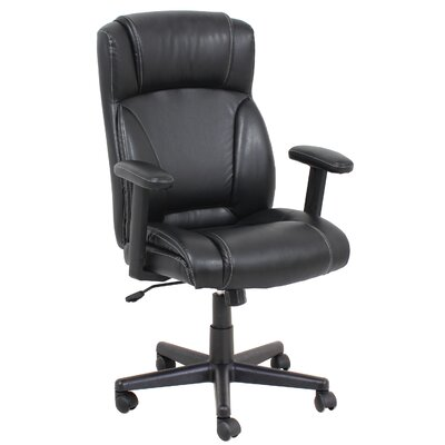 Barcalounger High-Back Manager Chair with Adjustable Arm