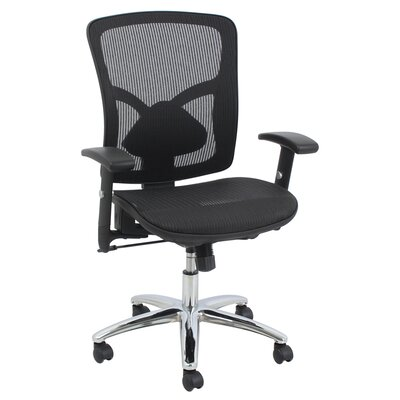 Barcalounger High-Back Mesh Conference Chair