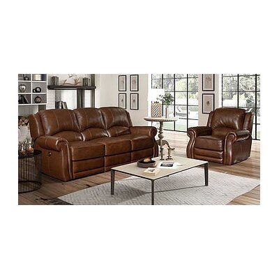 Barcalounger Cedar Hill Casual Comforts Power Living Room Set