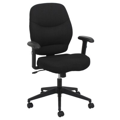 Barcalounger Mid-Back Office Chair with A..