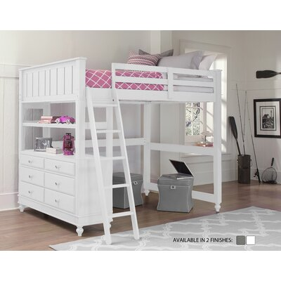 Viv + Rae Wendy Loft Customizable Bedroom Set