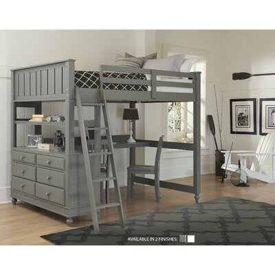 Viv + Rae Wendy Loft Customizable Bedroom Set