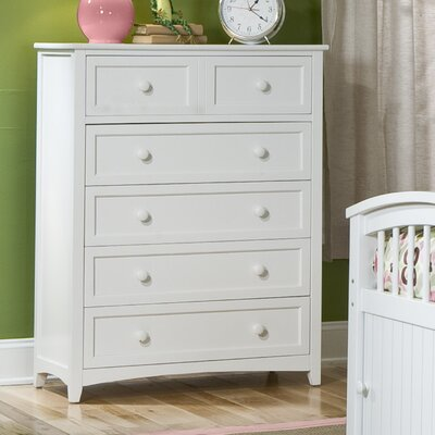 NE Kids School House 5 Drawer Chest