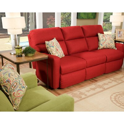 Southern Motion Savannah Solarium Track Arm Reclining Sofa