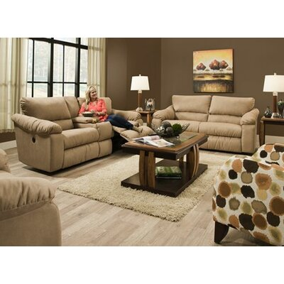Southern Motion Gravity Reclining Loveseat