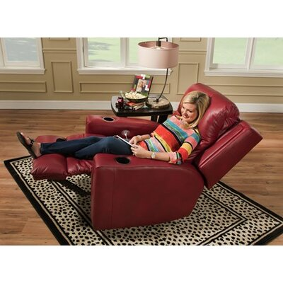 Southern Motion Curve Recliner and Ott..