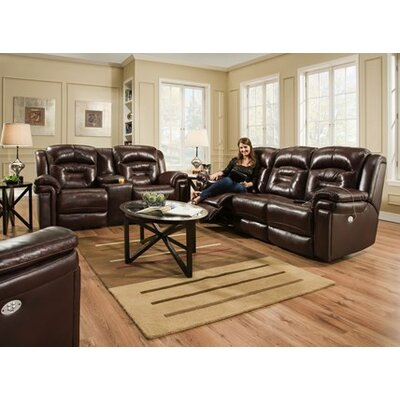 Southern Motion Avatar Recliner with Console