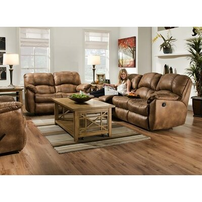 Southern Motion Weston Rocking Loveseat Recliner