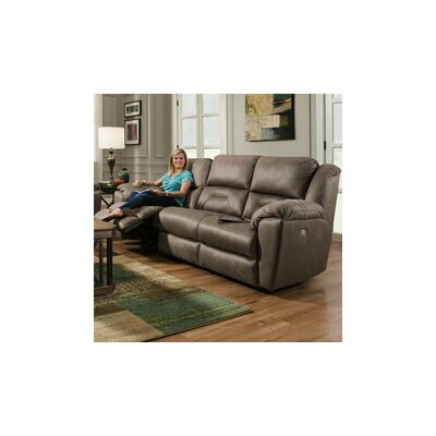 Southern Motion Siri Double Reclining Console and Sofa