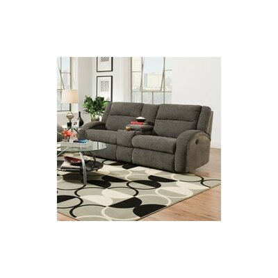 Southern Motion Maverick Double Reclining Console and Sofa