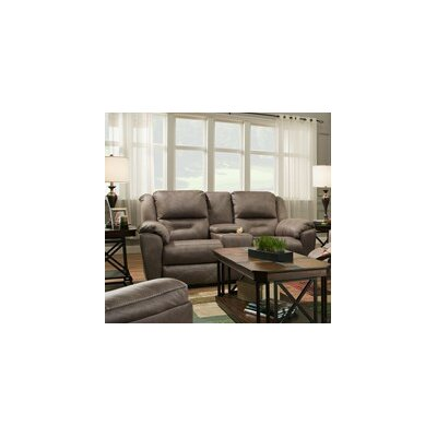 Southern Motion Pandora Sofa Double Recliner
