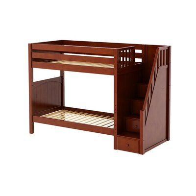 Maxtrix Kids Wopper Twin Bunk Bed Image