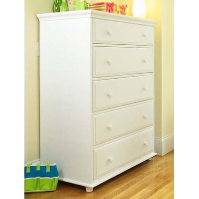 Maxtrix Kids Storage Units 5 Drawer Chest