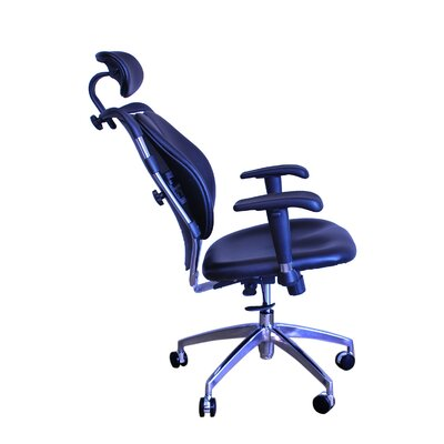 DSD Group Tribeca High-Back Task Chair with Arms