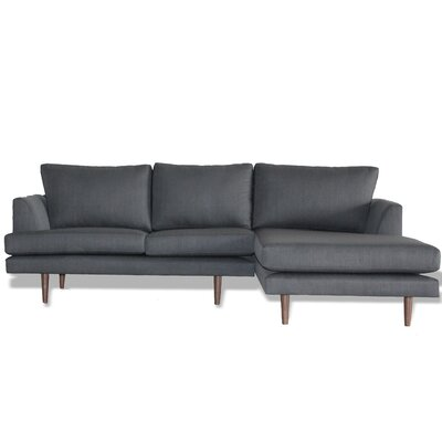 Bobby Berk Home Charlie Reversible Chaise Sectio..