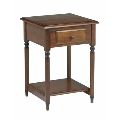 OSP Designs Knob Hill End Table