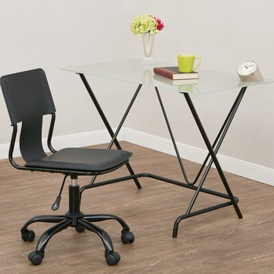 OSP Designs Writing Desk with Chair Set