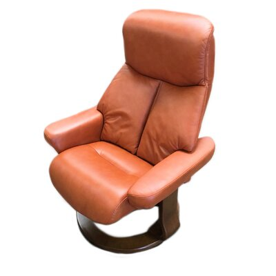 World Source Design Leone Recliner and Ottoman