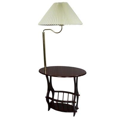 ore furniture floor lamp end table magazine rack combination reviews. Black Bedroom Furniture Sets. Home Design Ideas