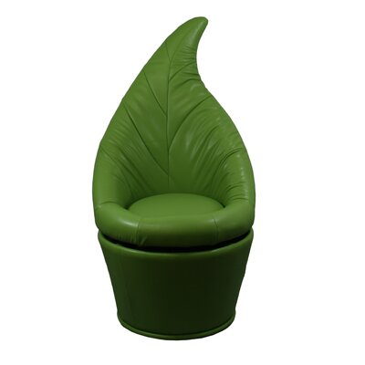ORE Furniture Leaf Swivel Side Chair