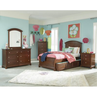 LC Kids Impressions Panel Customizable Bedroom Set