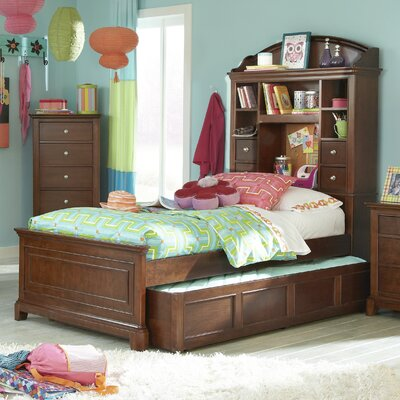 LC Kids Impressions Storage Panel Bed