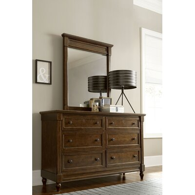 LC Kids Big Sur By Wendy Bellissimo 6 Drawer Double Dresser