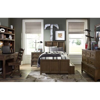 LC Kids Kenwood 7 Drawer Double Dresser