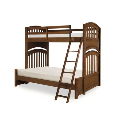 LC Kids Academy Twin over Full Bunk Bed