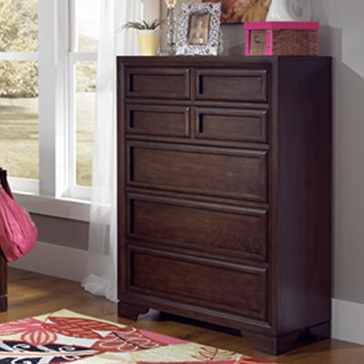 LC Kids Benchmark 5 Drawer Chest