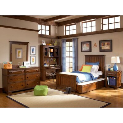 Viv + Rae Otto Panel Customizable Bedroom Set