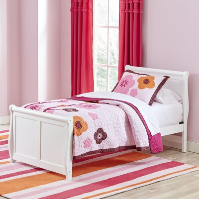 Birch Lane Kids Hartford Sleigh Bed