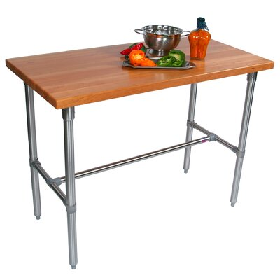 John Boos Cucina Americana Counter Height Dining Table
