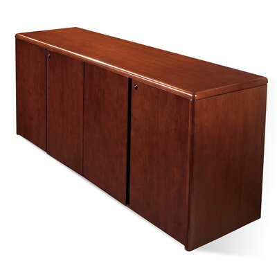 OSP Furniture Sonoma 4 Door Credenza