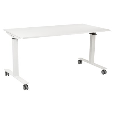 OSP Furniture Ascend Height Adjustable Desk Image