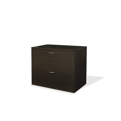 OSP Furniture Napa Two-Drawer Lateral ..