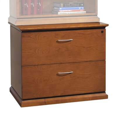 OSP Furniture Mendocino 2-Drawer Lateral ..