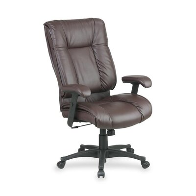 OSP Furniture High Back Leather Executive..