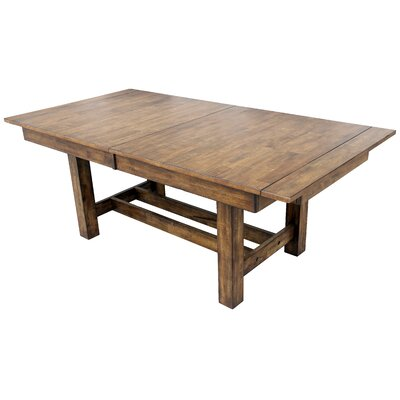 Loon Peak Alder Extendable Dining Table