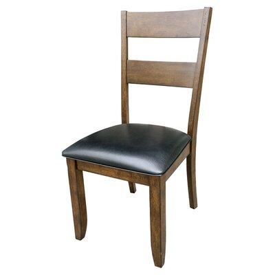 Loon Peak Alder Ladderback Side Chair (Set o..