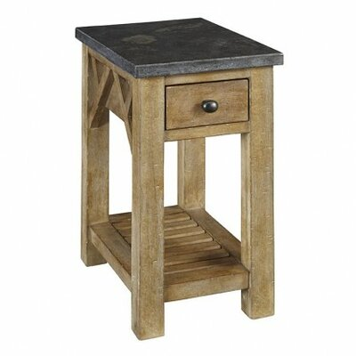 A-America West Valley Chairside Table