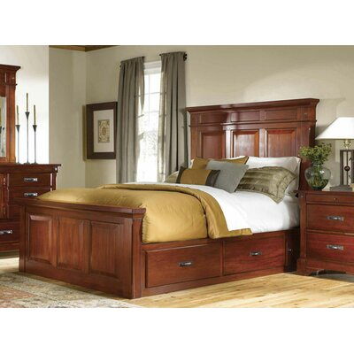 A-America Panel Bed