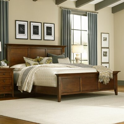 A-America Westlake Panel Bed