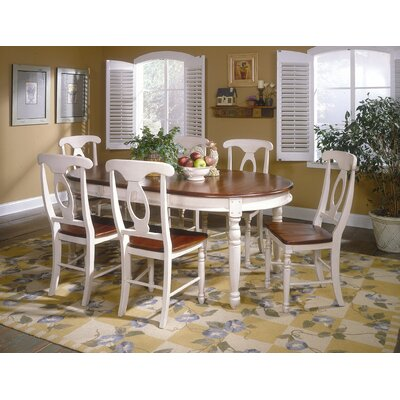 August Grove Buena 7 Piece Dining Set