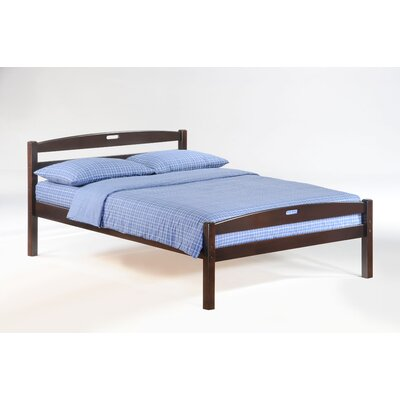 Night & Day Furniture Zest Panel Bed