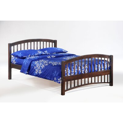 Night & Day Furniture Zest Molasses Slat ..